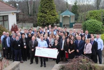 Tobermore Donates £20,000 to Barnardo's