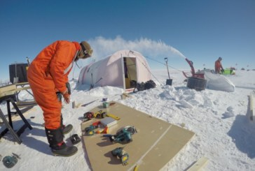 Out in the Cold: Working for the British Antarctic Survey