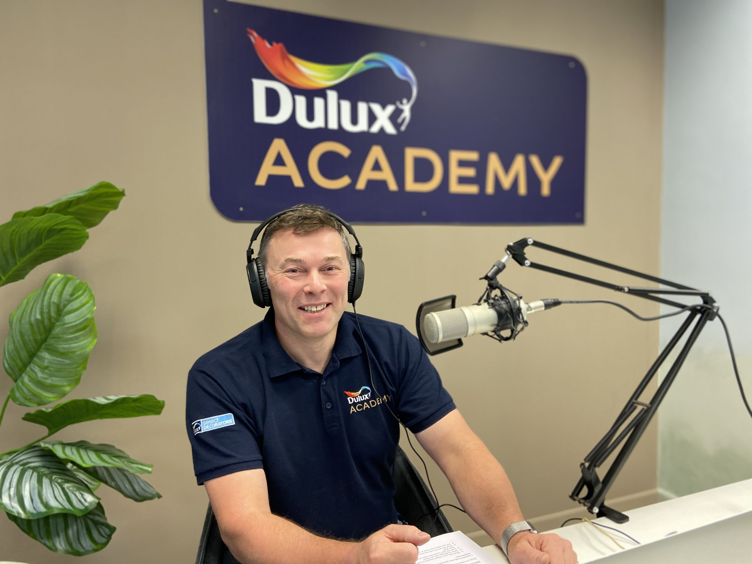 Decorators talk about life on new Dulux Academy Podcast