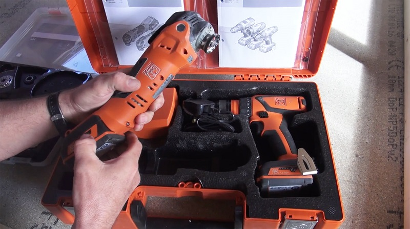 Watch: Fein Tradesman Reviews