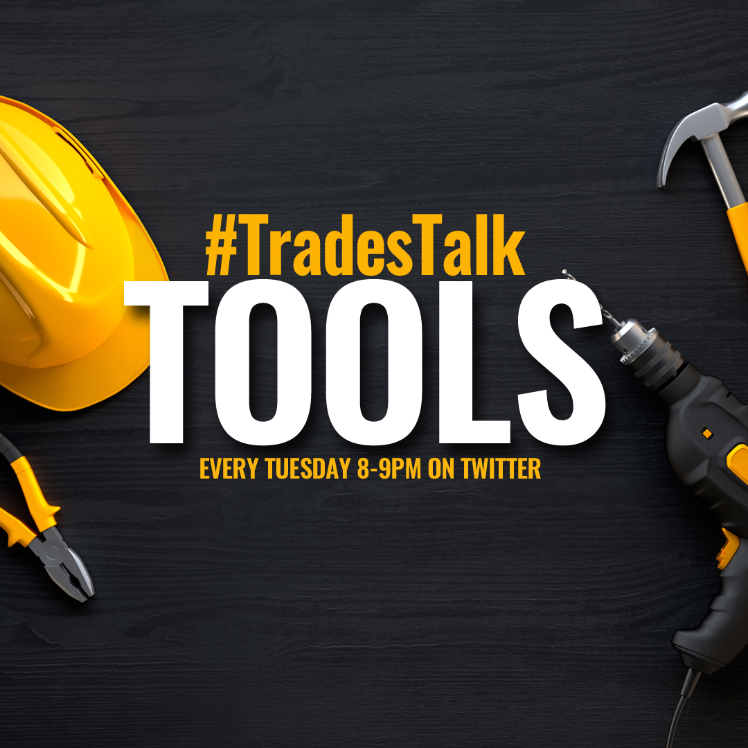 The trades love talking about tools