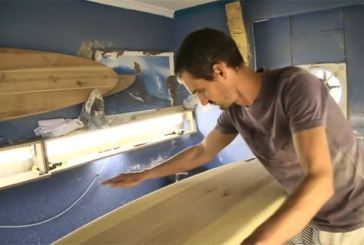 Surf's Up: Triton Tools Visits a Surfboard Builder