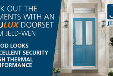 Jeld-Wen Launches Advanced Timber Composite Doorset Solution