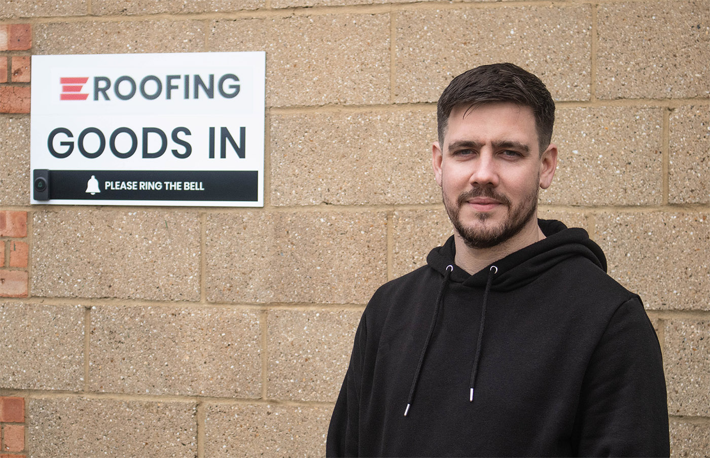 Eroofing unveil Robert Beer as their Ecommerce Manager