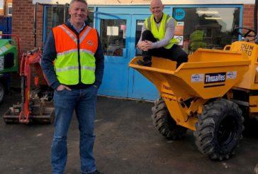 Ex rugby international backs development of Trade Plant Hire disruptor app