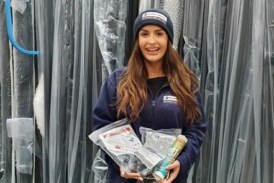 Free Fixings, Hat & Fleece with Rainwater & Soil orders in January