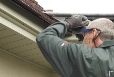 Watch: Brett Martin's Guide to Installing Guttering
