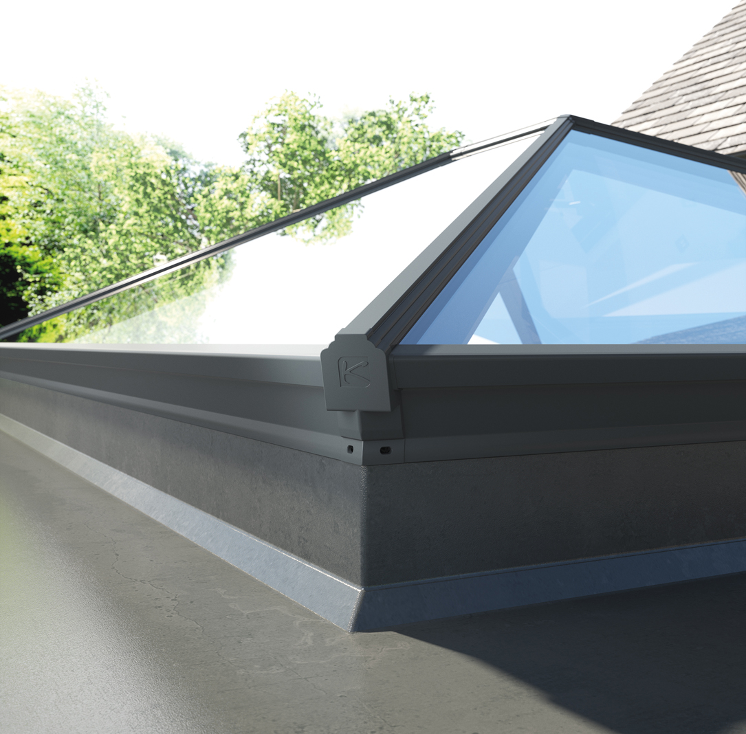 How to install a Korniche roof lantern in less than 30 minutes