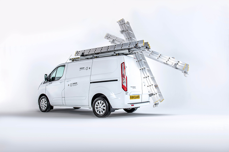 van guard ladder loader
