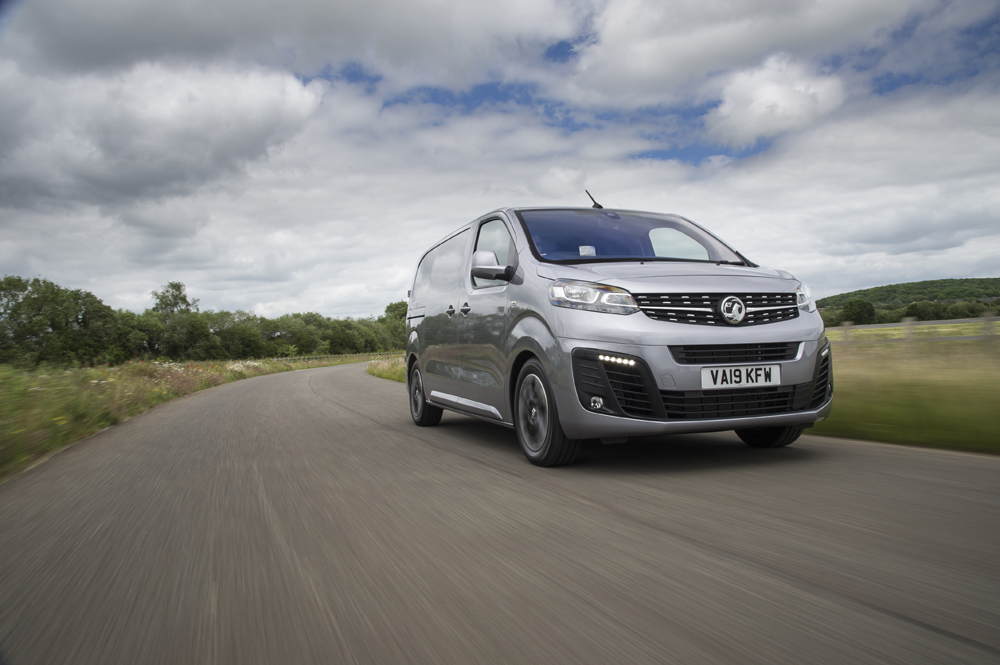 Review: Vauxhall Vivaro