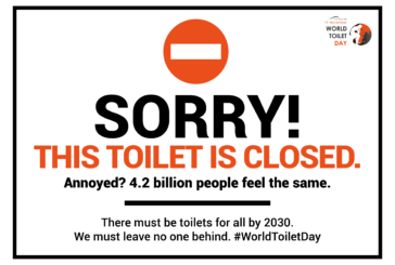 World Toilet Day: 19th November