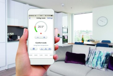 New UFH control system from Warmafloor