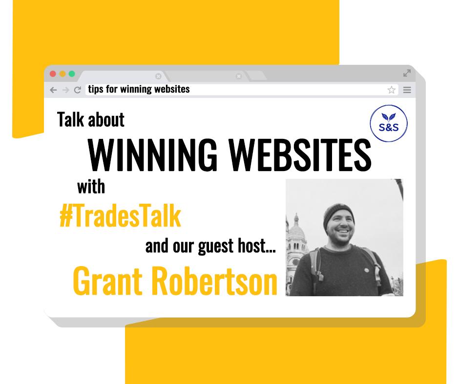 #TradesTalk chats about creating a winning website