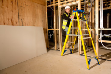 The benefits of a fibreglass ladder