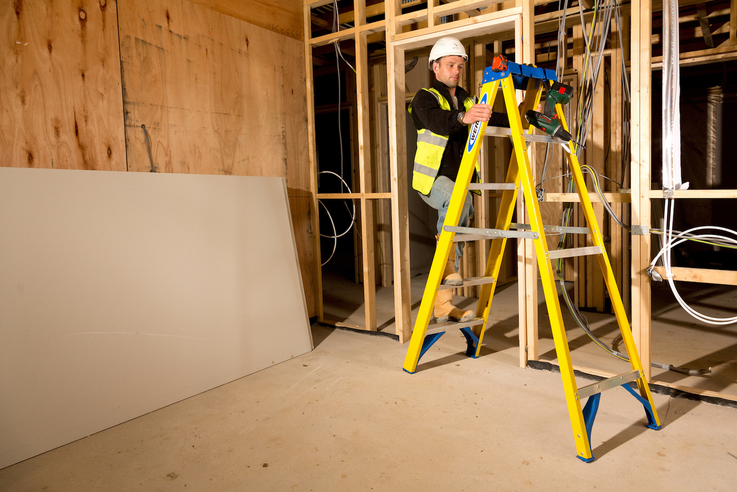 What training do you need to work safely at height?