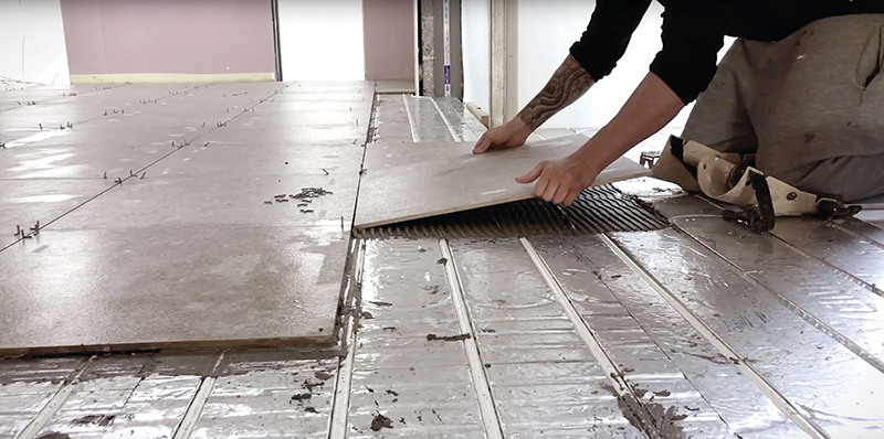 Your underfloor heating questions answered