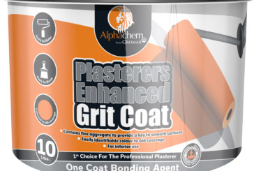 Plasterers' Grit Coat from AlphaChem