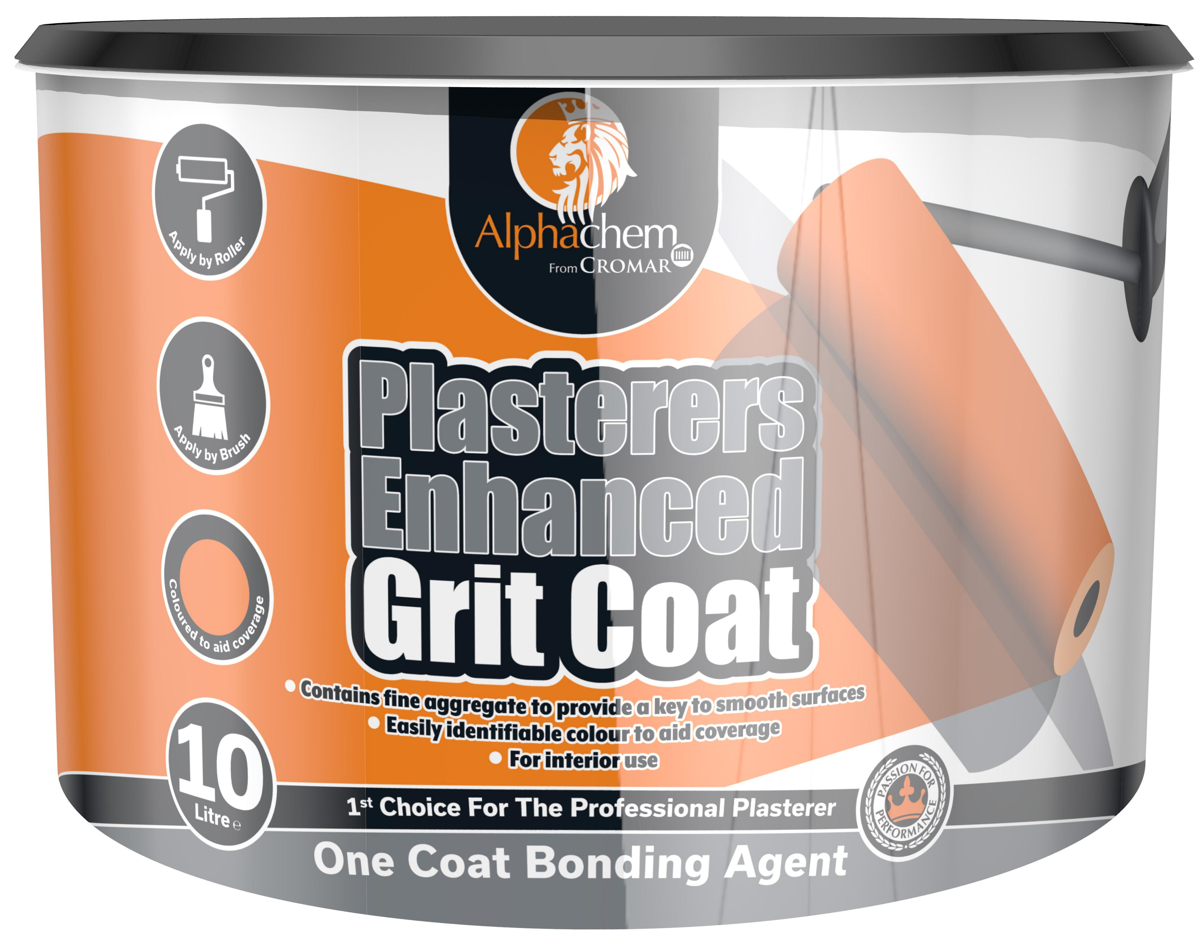 Plasterers' Grit Coat from AlphaChem