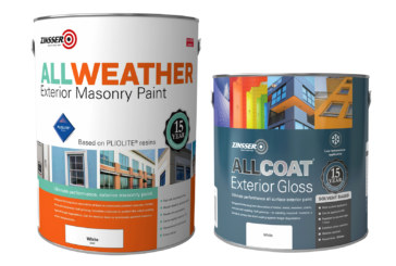 Zinsser paint tins to win