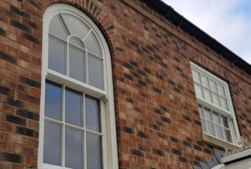 Quickslide: installing arch topped windows