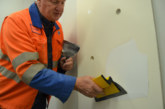 Artex's Gyproc EasiFill range and Plasterboard Patches