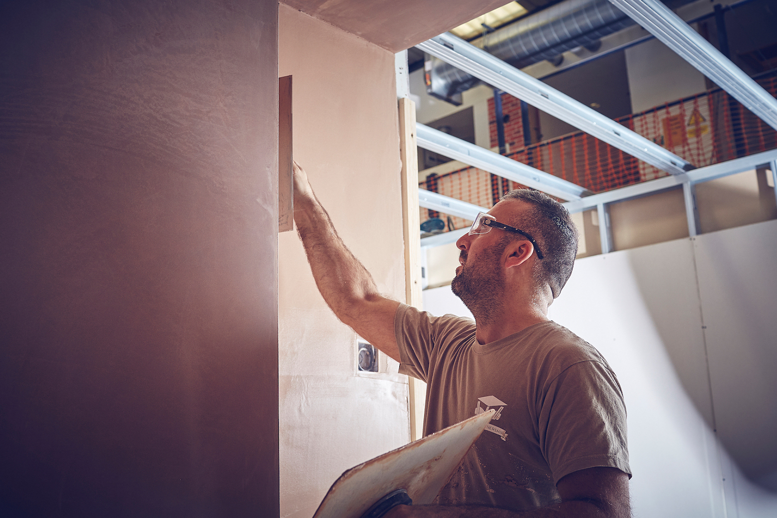 British Gypsum strengthens its training offering to help tackle the skills shortage
