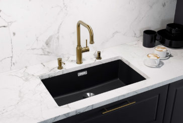 BLANCO's SUBLINE in SILGRANIT® is simply sublime