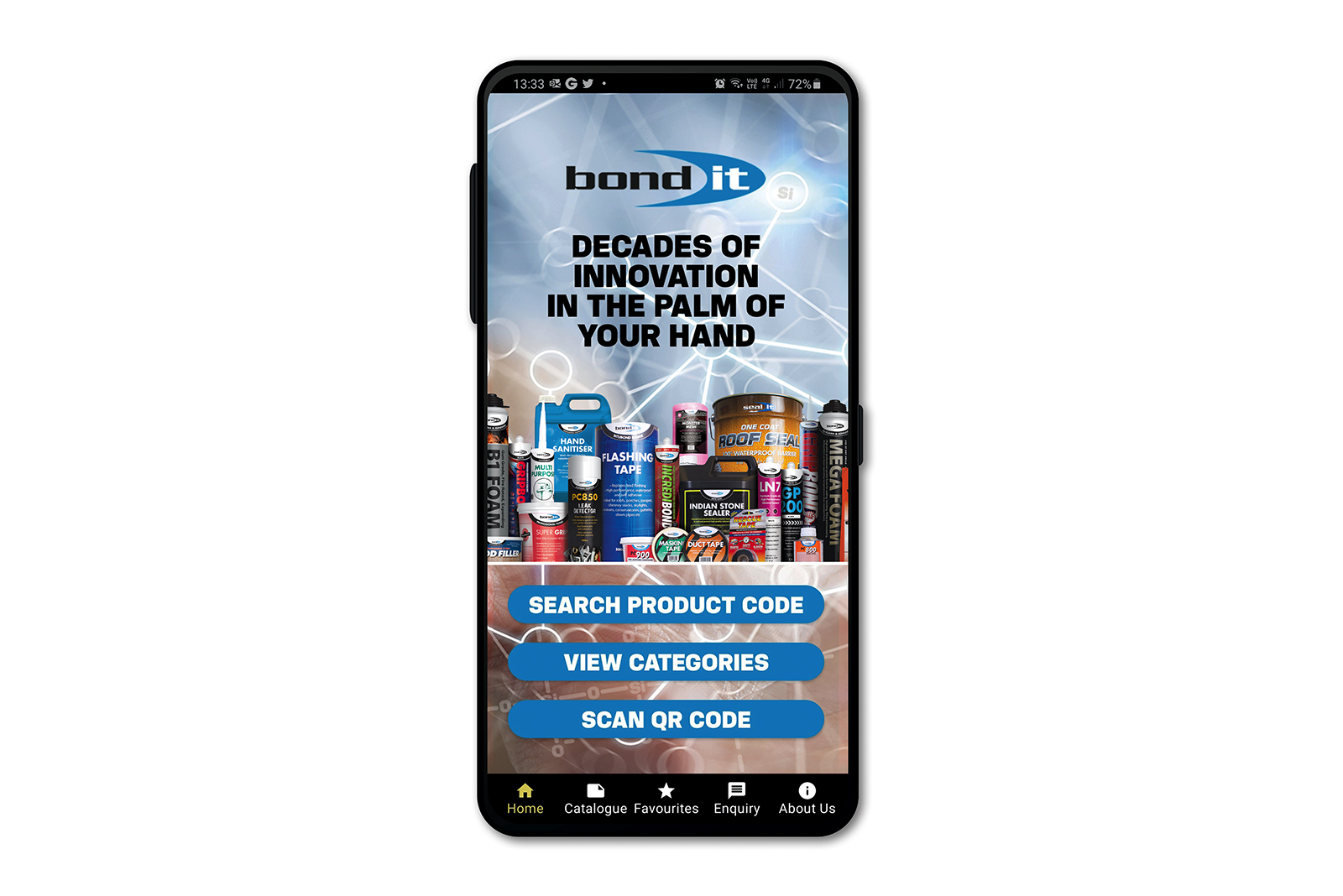 Bond It launches new app