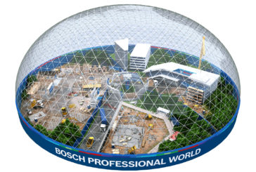 Introducing Bosch Professional World: an online immersive experience