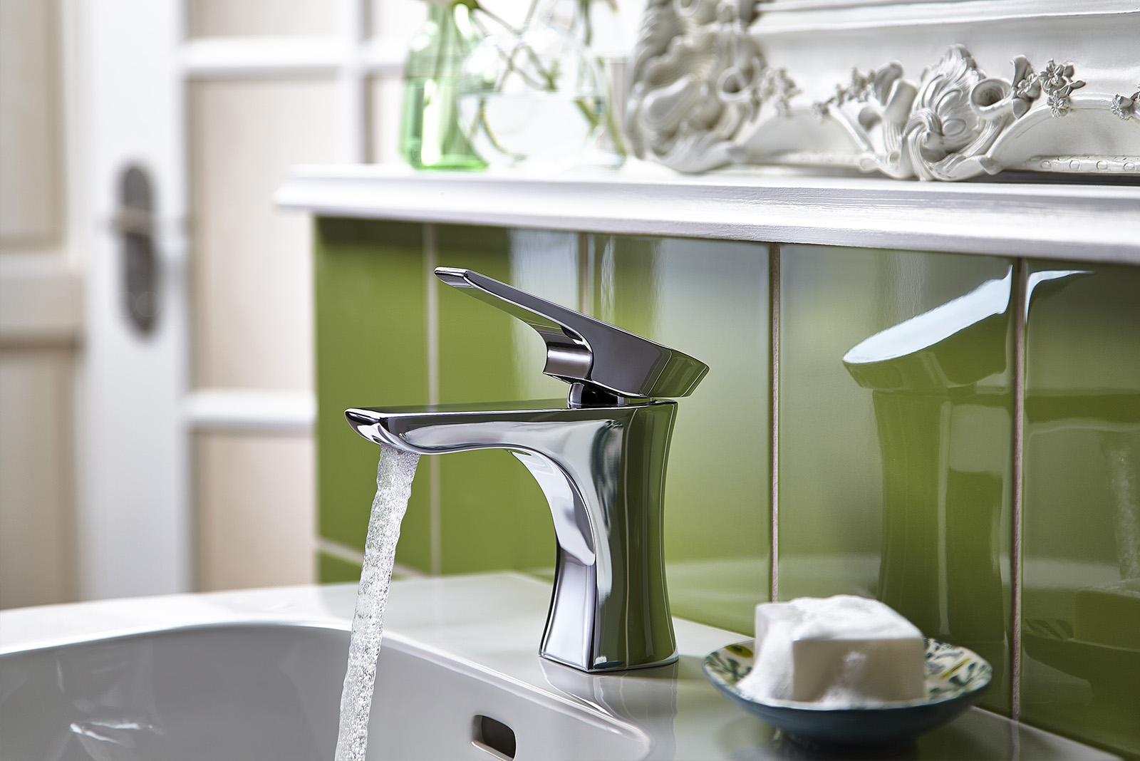 Bristan updates mixer tap design