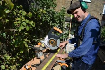 Meet Joel Bird: carpenter turned author