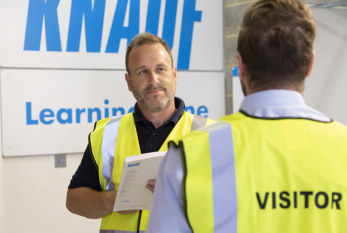 CITB-accredited training from Knauf