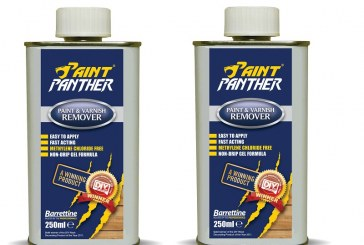 WIN! 30 Tins of Barrettine Paint Panther Up for Grabs!