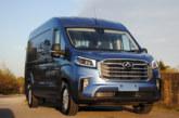 LDV's brand new Deliver 9 van