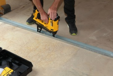 Review: DeWalt DCN 890 concrete nailer