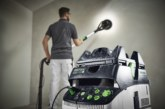 Festool's Planex LHS 2 225 EQI long-reach sander