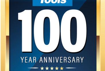 Draper Tools celebrates 100 years