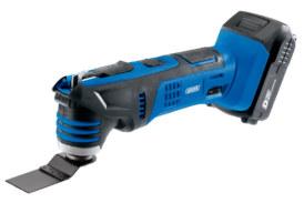 Win a Draper cordless multi tool