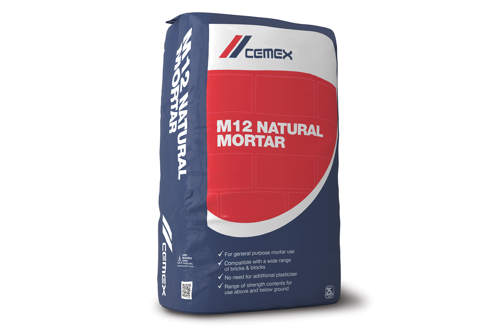 CEMEX broadens product range to include dry bagged mortar