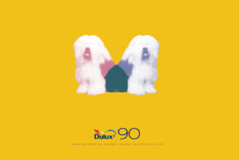 Dulux celebrates its 90th birthday with charity book charting how its innovations have transformed the decorating industry