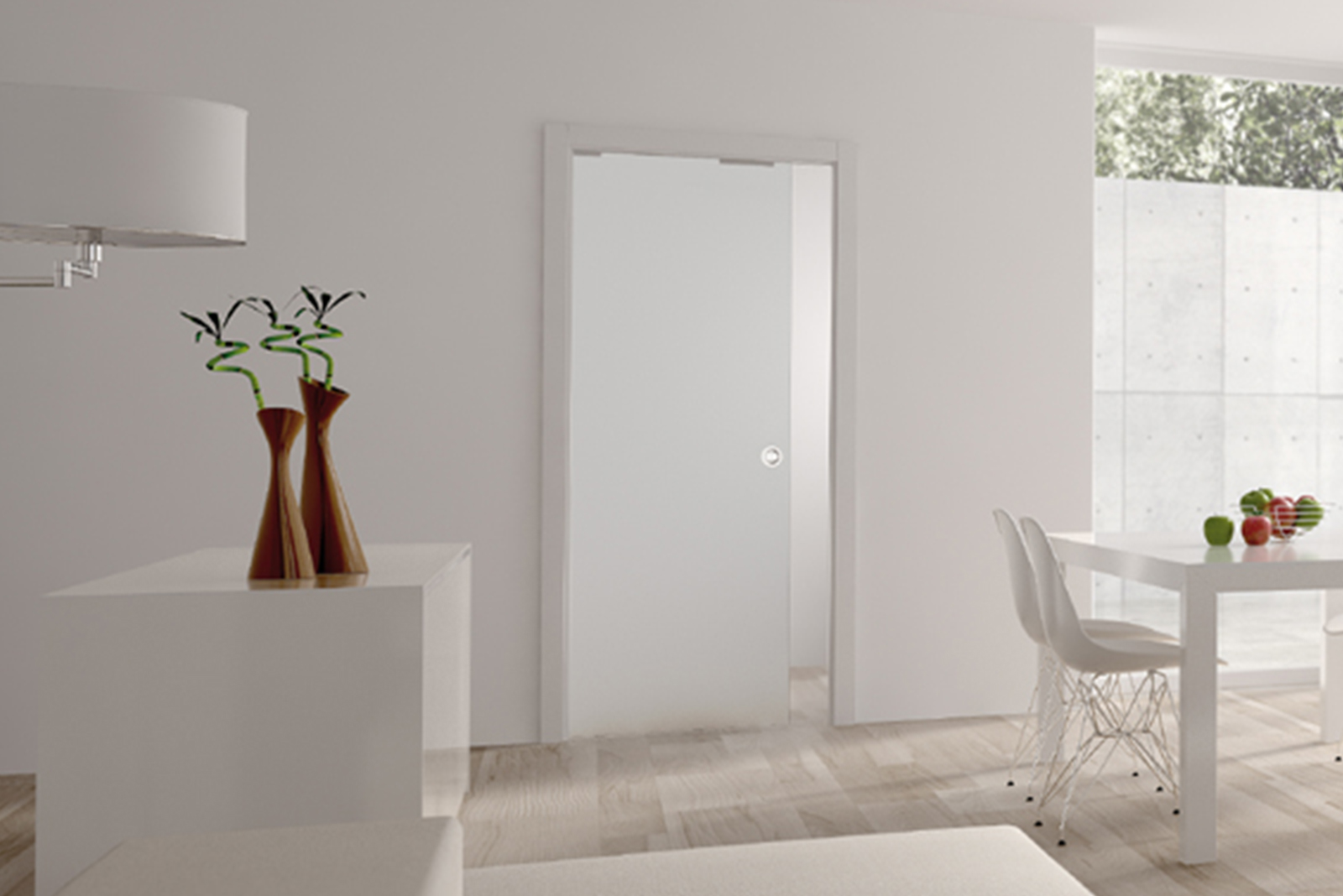 Win an Eclisse Glass Pocket Door