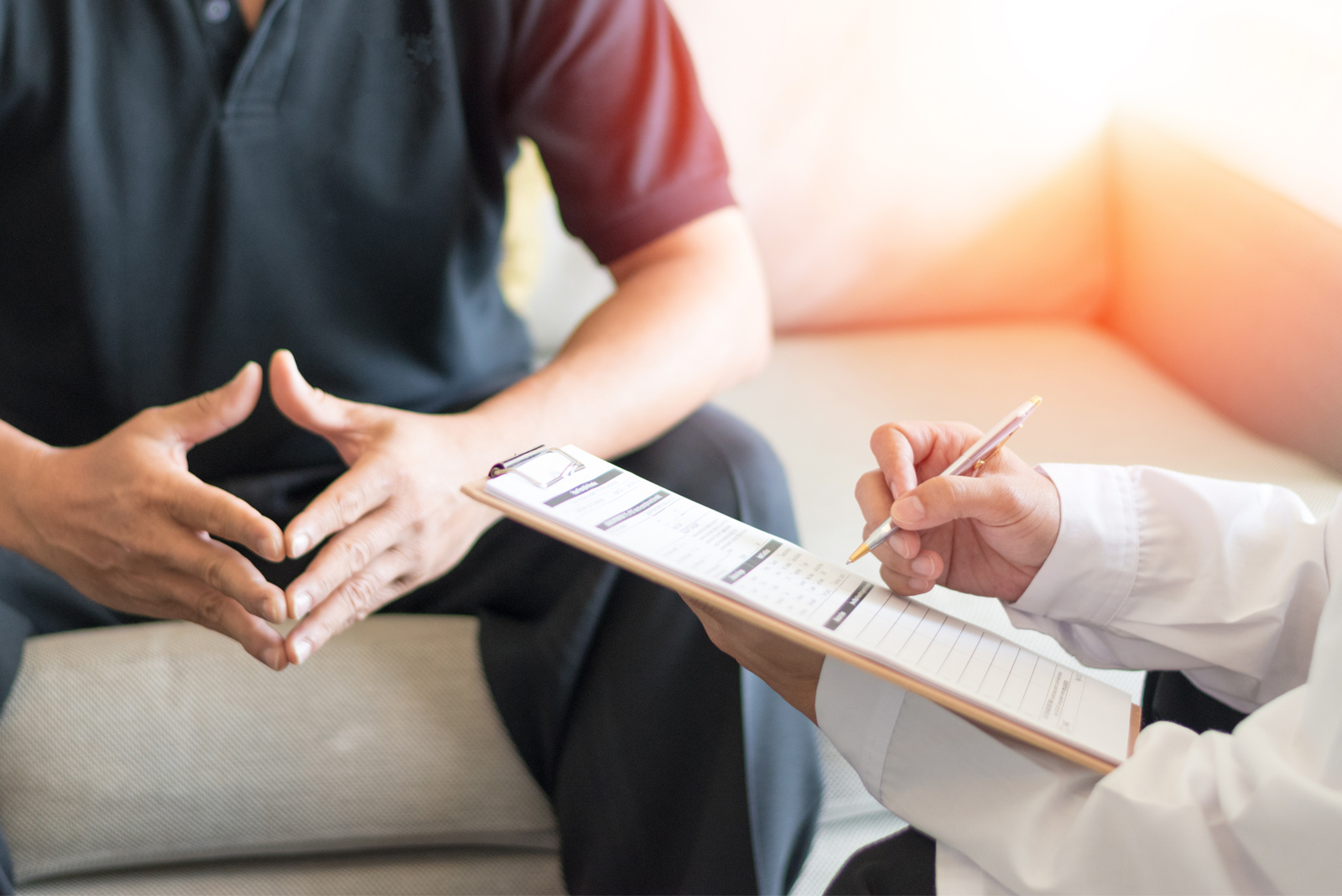 Let's talk about erectile dysfunction with Dr Alice Fitzgibbon