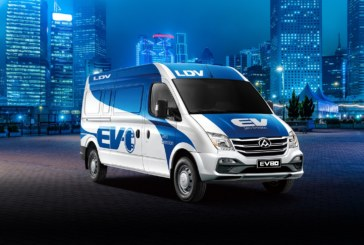 LDV to expand electric van range