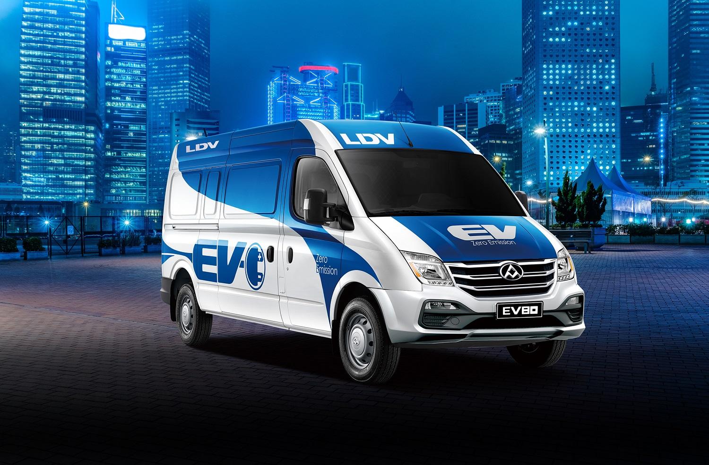 LDV to expand electric van range