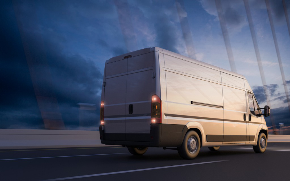 Park against a wall – and other ways to protect your van and tools
