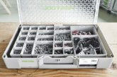 Festool to launch the Systainer3 tool storage system