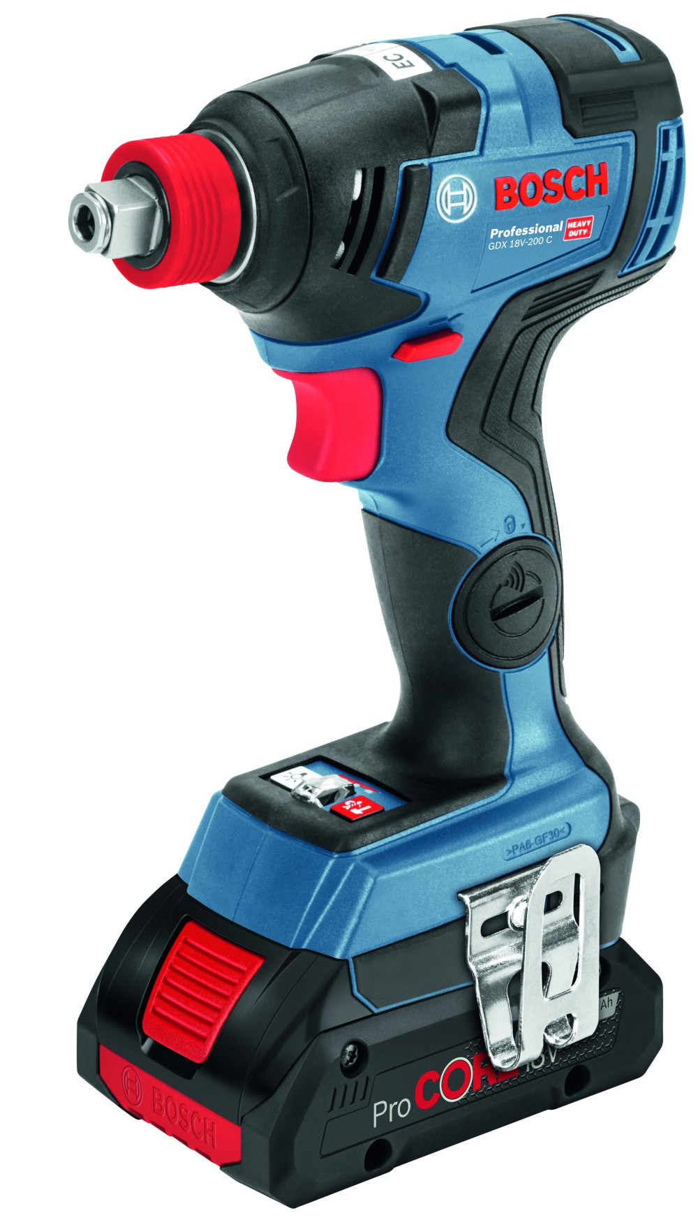 New cordless impact drivers from Bosch