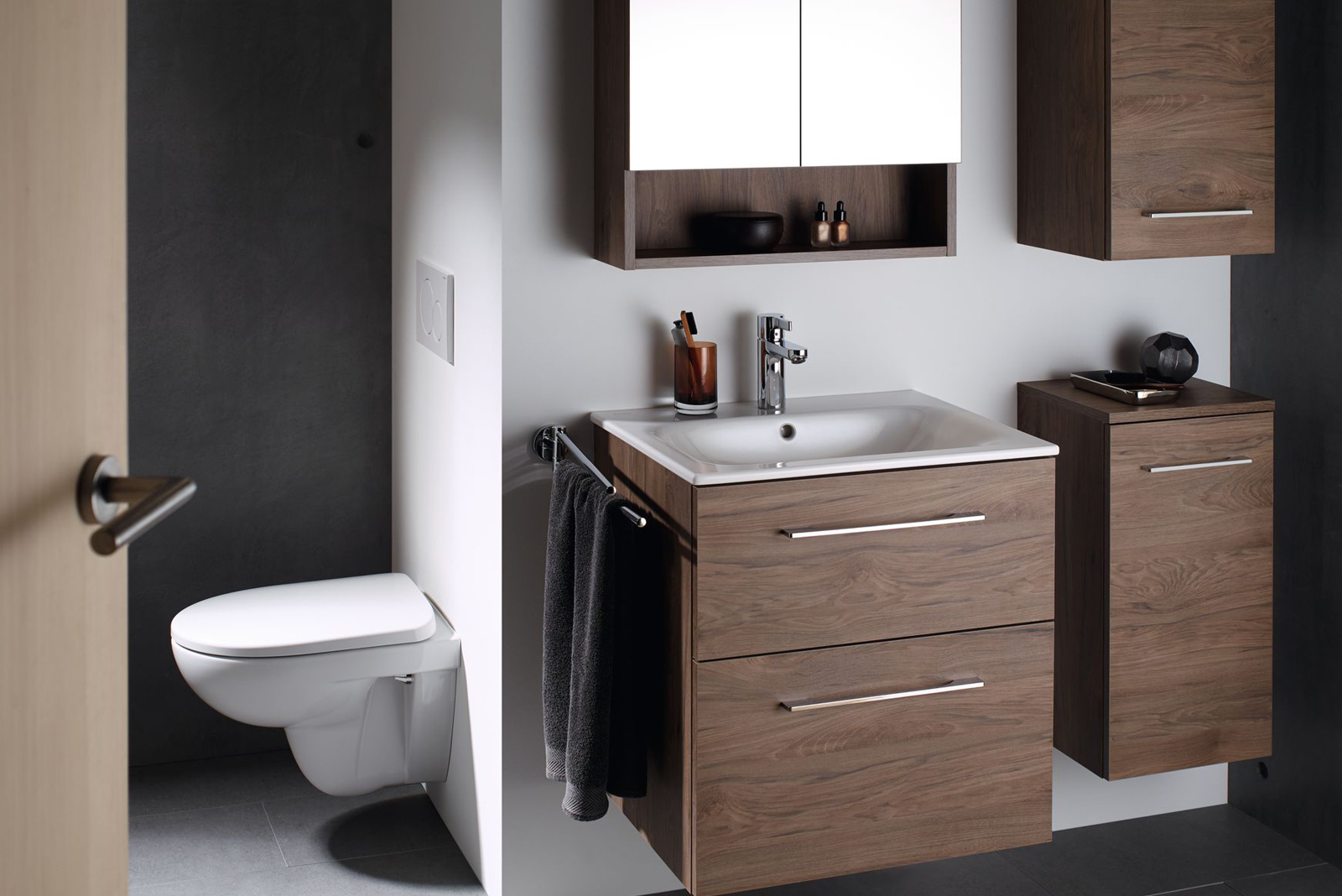Creating a space-saving, design-led bathroom with Geberit