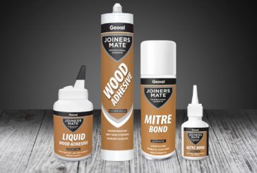 The new evolution of Geocel's Joiners Mate