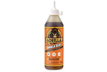 25 bottles of Gorilla Glue to win